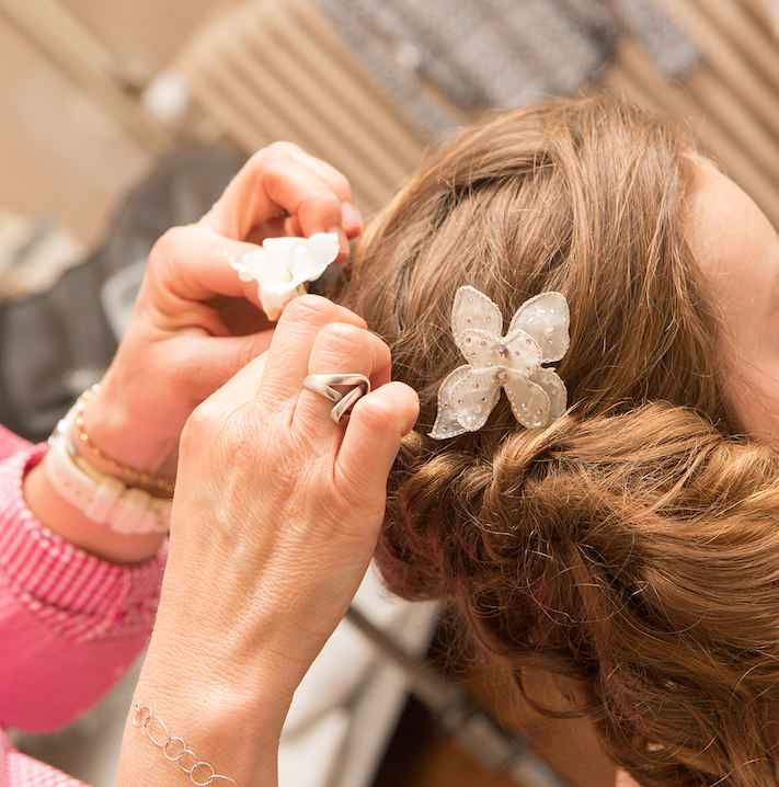 Coiffure mariage,florence coiffure